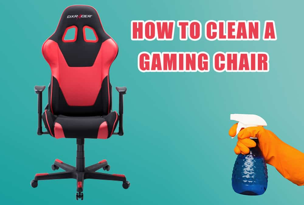 How to Clean a Gaming Chair